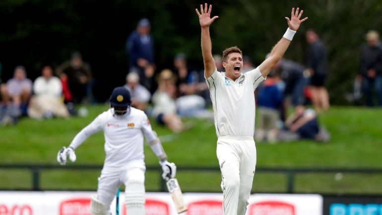 Tim Southee - Player Of the Match