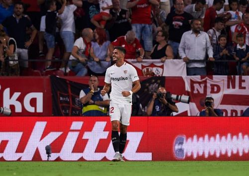 Silva has looked a man reborn since moving to Sevilla