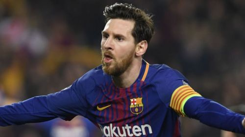 Lionel Messi has been one of the greatest footballers in Barcelona history