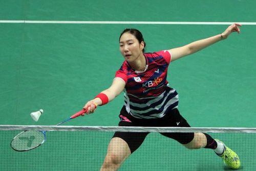 Sung Ji Hyun has taken Sindhu's place in the Chennai team