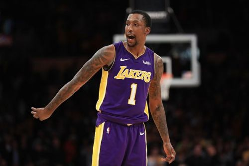 Caldwell-Pope joined the Lakers back in the summer of 2017 and he was a regular starter during his debut season