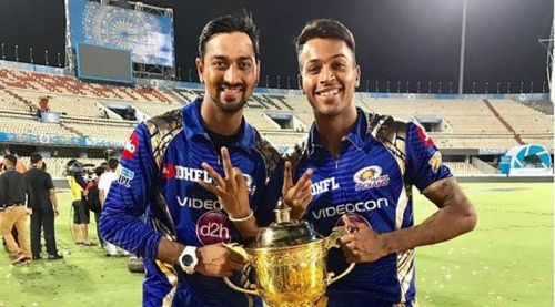 Pandya Brothers made it big in the IPL