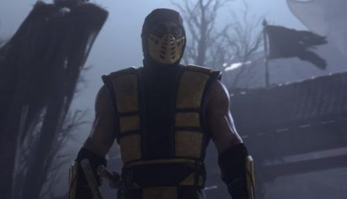 Classic Scorpion looks great in this new teaser trailer