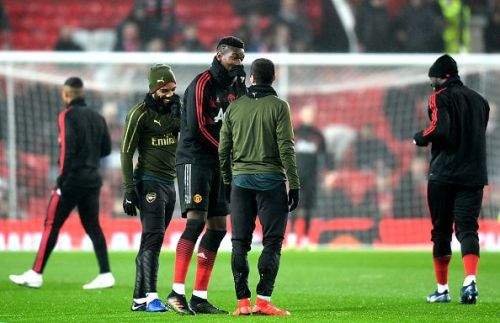 Pogba and Lukaku were both left on the bench after an abysmal performance against Southampton