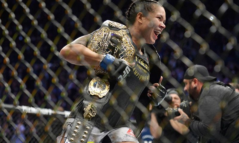 UFC 232 Results: Twitter reacts to Amanda Nunes defeating Cris
