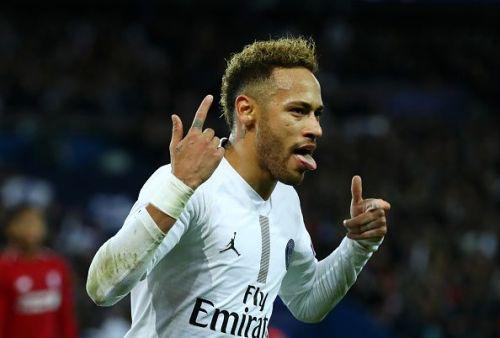 Paris Saint-Germain superstar - Neymar Junior