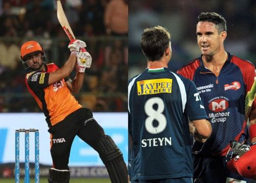Deccan Chargers and Sunrisers Hyderabad