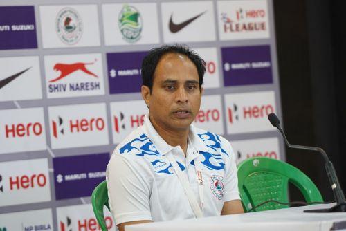 Sankarlal Chakraborty, Mohun Bagan coach