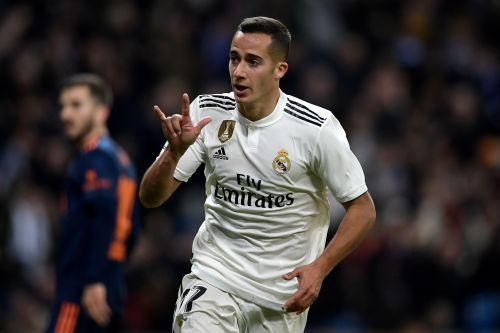 Vazquez had a great day on the field, playing for the full 90 minutes