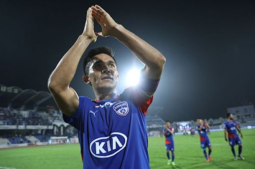 Bengaluru FC are currently table toppers in the ongoing season (Image Courtesy: ISL)