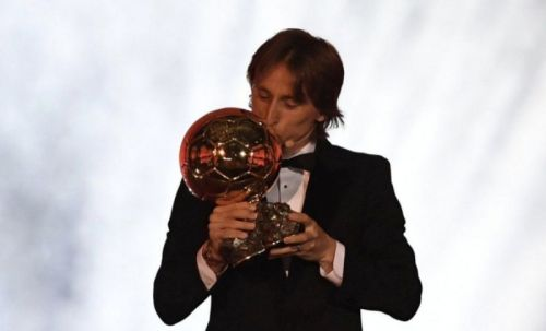 Luka Modric ended the Cristiano Ronaldo-Messi duopoly by winning Ballon d'Or 2018