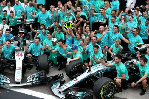 Merc have their plans in place for 2019!