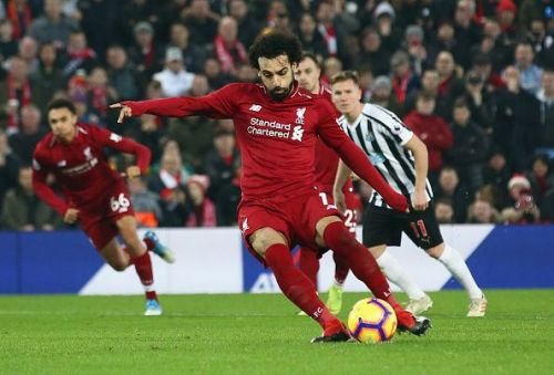 Salah had one of the all-time greatest individual Premier League seasons in 2017/18