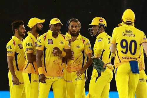 CSK can only pick two players at the auction