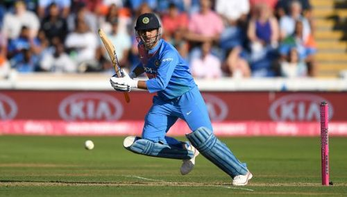 MSD was dropped for T20Is against Windies and Australia
