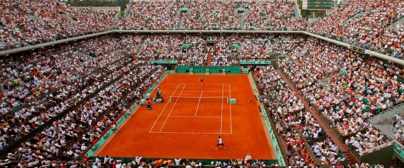 French Open At A Glance