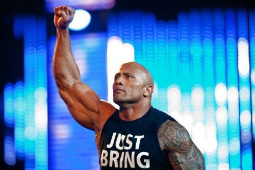 The Rock was scheduled to return to WWE next year