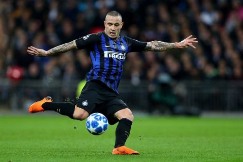 The talented Belgian midfielder has been sidelined for a month himself, after Inter's 1-0 win over Milan