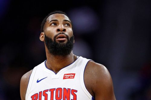 Andre Drummond was brilliant on the night