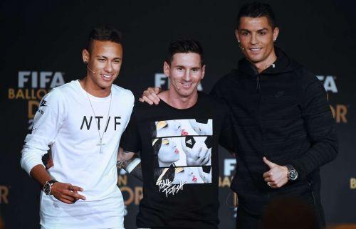 Neymar has settled the 'GOAT' debate between Ronaldo and Messi