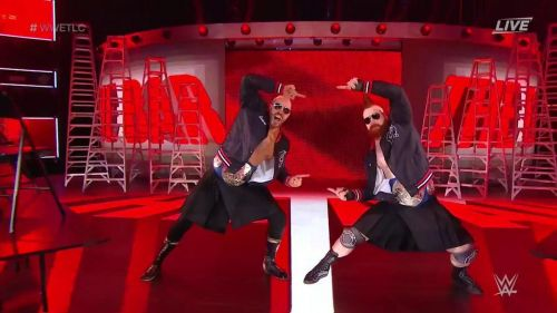 Sheamus and Cesaro have been the thorn in the side of WWE's entire tag division for years