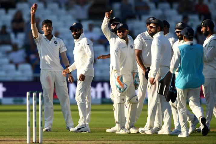 Jasprit Bumrah was adjudged the man of the match in the third Test match against Australia