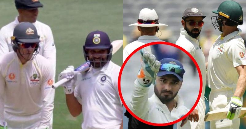 Tim Paine, Rohit Sharma, Rishabh Pant, Virat Kohli, there is no short of entertainment in the ongoing series