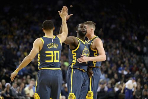 The Golden State Warriors performances have vastly improved this month, after a difficult November