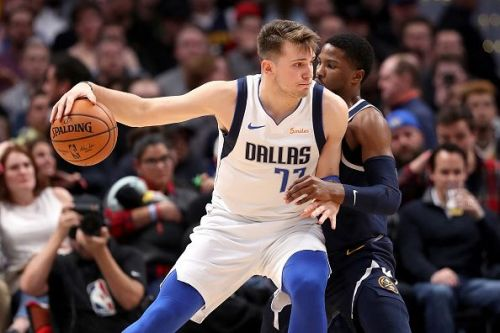 Doncic is the easy ROTY favourite