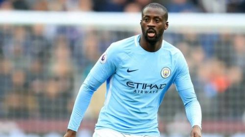 Toure suffered under Guardiola, both at Barcelona and Manchester City