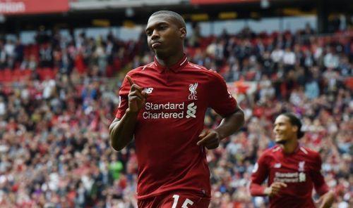 Despite his injury problems, Sturridge is still a Red.