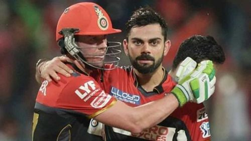 The two greats have not been able to help RCB get them their maiden IPL title.