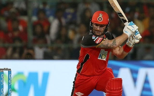 McCullum played for RCB in IPL 2018