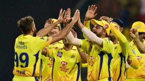 The Indian Premier League giants