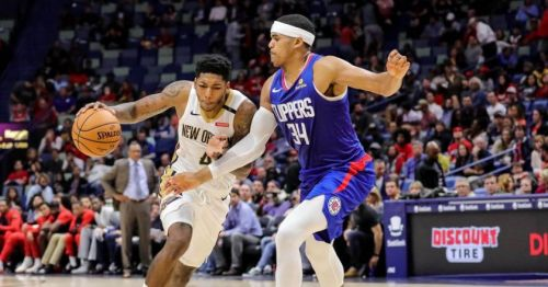 Tobias Harris (34) has been a key piece for LAC