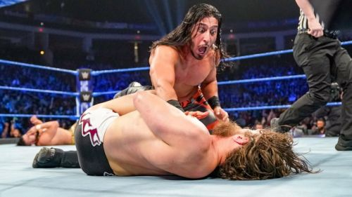 What a shocking way to end SmackDown Live this week!