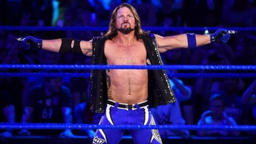 AJ Styles will face Daniel Bryan for the WWE Championship at Royal Rumble,