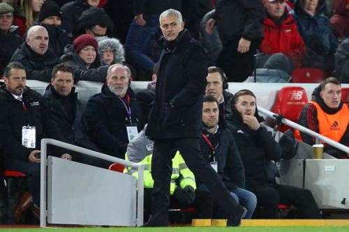 Mourinho's calibre was questioned time and again