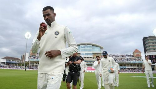 Hardik Pandya could return to the Test lineup after an injury-enforced break