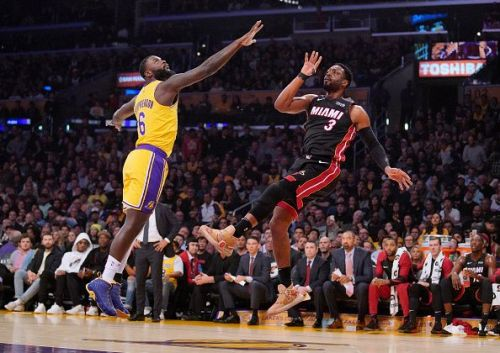 Los Angeles Lakers won a tight match