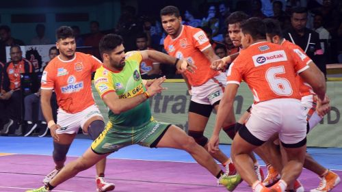 Pardeep Narwal surpassed Rahul Chaudhari to become the best raider in the history of PKL