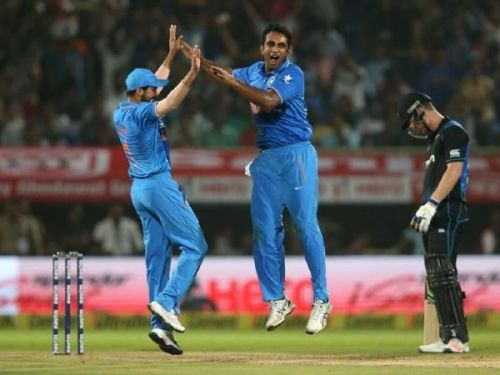 Jayant Yadav has only played one ODI for the India which was in 2016