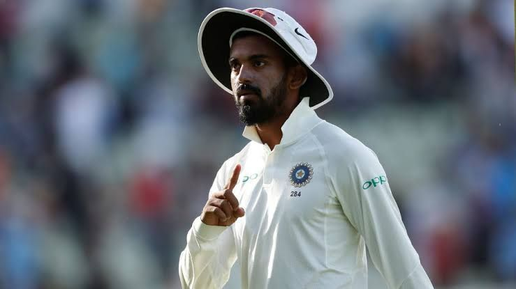 Lokesh Rahul is under tremendous scrutiny after his poor run in Test cricket.