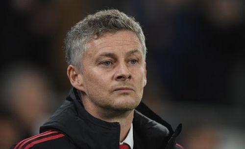 Manchester United caretaker boss Ole Gunnar Solskjaer