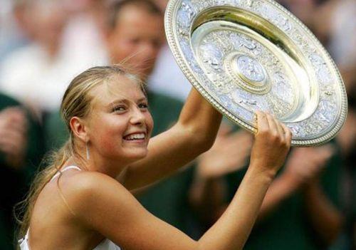 The Wimbledon Win in the year 2004