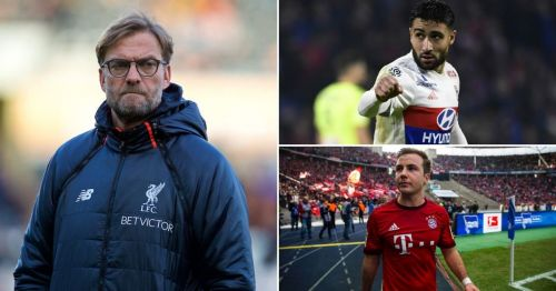 Klopp didn't land all his targets at Liverpool