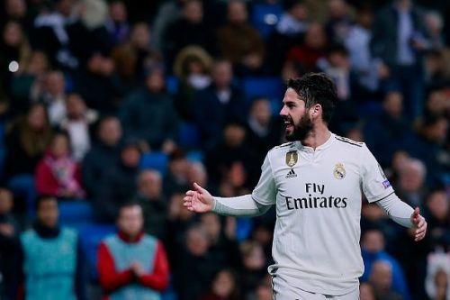 Isco looks set to leave Madrid soon