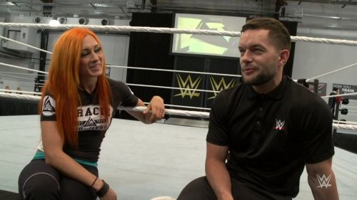 Finn and Becky have been friends for over 15 years.