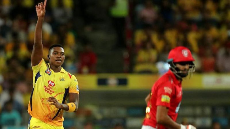 Lungi takes 4 wickets against KXIP