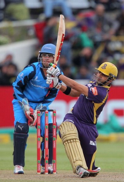 Gambhir has scored the most runs for KKR